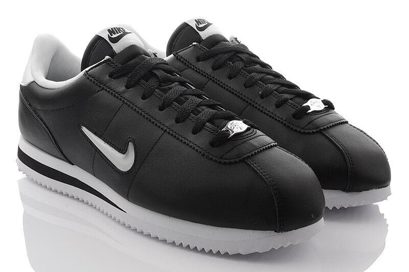 Nuevo Zapatos Premium Nike Cortez Básico JEWEL Hombre Premium Zapatos Zapatillas Deportivas 84f2e3