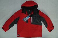 Zeroxposur Boys Size L 14-16 3-in-1 Freestyle Systems Winter Coat Red Jacket