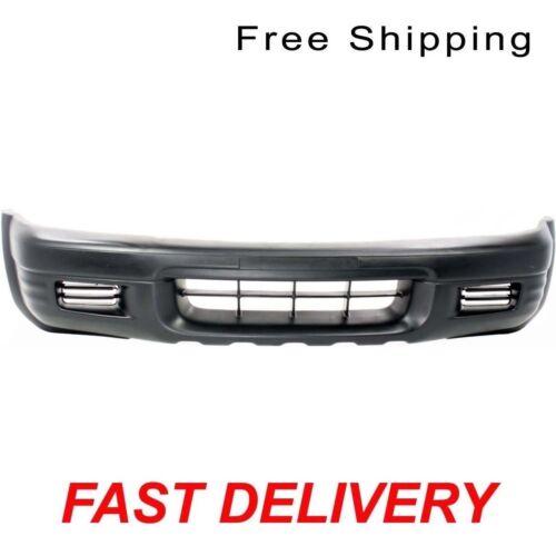 Textured Front Bumper Cover Fits Isuzu Amigo Rodeo 8971381126 IZ1000206