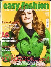 Burda Easy Fashion H/W 2008 E973