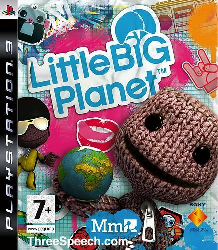 Official Little Big Planet For PS3 Brand New Game Sealed