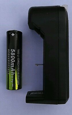 1 Rechargeable Battery Amp 1 Charger For Atomic Beam Usa