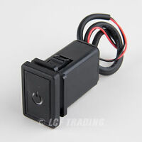 On/off Switch For Toyota Vehicles Stock Accessory Location 1633 Amon Of Japan