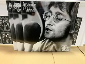 John Lennon Imagine Raw Studio Mixes LP RSD 2019 Versiegelt