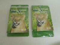 Animal Planet Party Invitations 8pk -- Lot Of 2 Packages -- Party Supplies