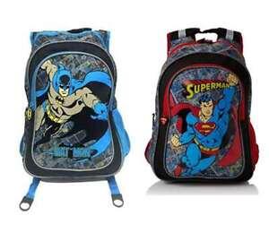 8636266b1a3f OFFICIAL DC COMICS BATMAN V SUPERMAN JUNIOR BACKPACK RUCKSACK SCHOOL ...