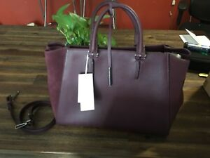 Porsche Design Handbag Purse NWT New Burgundy Cosmo Bag Large Luxury ... 195f2dd57924e