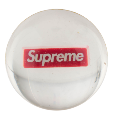 Supreme Bouncy Ball Box-Logo FW18 100/% Authentic Brand New Fast Ship w// Tracking