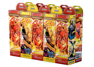 Age of Ultron Wave 1 Marvel Heroclix SEALED CASE OF 20 BOOSTER PACKS FREE SHIP