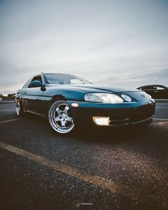 1995 Lexus SC noir