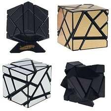 Stickerless Ghost Speed Cube Abnormity 3x3 Original Magic Twist Puzzle Rubik Toy