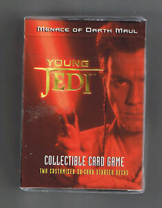 1999-Young-Jedi-Star-Wars-Episode-1-starter-deck-set