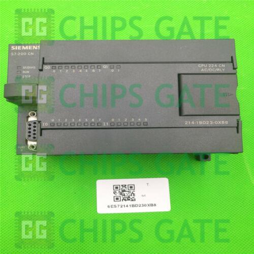 1PCS USED Siemens 6ES7 214-1BD23-0XB8 6ES72141BD230XB8 Tested Fast Ship