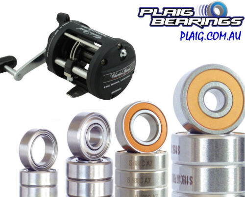 TR2000LD Charter Special Stainless OR Ceramic Hybrid Shimano Bearing Kits