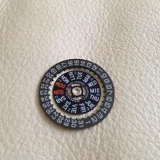 SEIKO 6138, Day/Date Wheel Combined, Genuine Seiko Nos