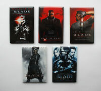 Blade - Movie Poster Fridge Magnets (marvel Comics 2 3 Trinity Print Sword Tpb)