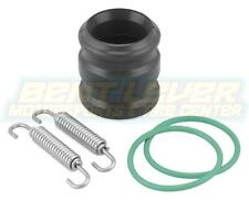 Yamaha Exhaust O-Ring Spring and Silencer Coupler Kit YZ125 YZ 125 2001-2018