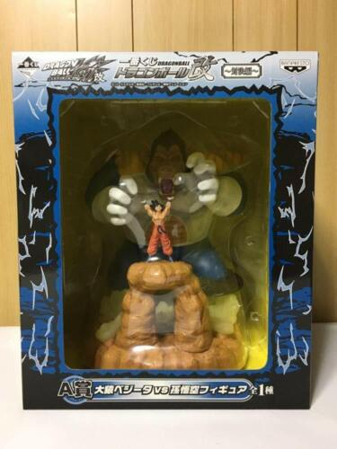 NEW Banpresto Ichiban kuji Dragon Ball Kai Oozaru Ape Vegeta Goku figure Japan