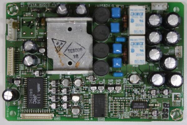 """Hitachi 42"""" 42pd5000 Ja05824-b Audio Board Unit"""