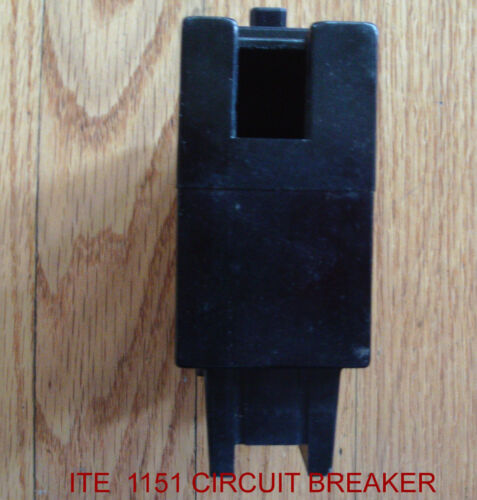 ITE ET1151  CIRCUIT BREAKER 15 AMP 1 POLE  125 VOLT