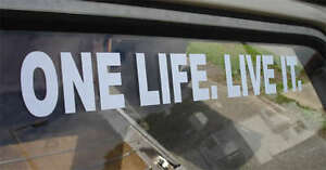 Giant-ONE-LIFE-LIVE-IT-Sticker-for-LandRover-Defender-4x4-Landy-Land-Rover