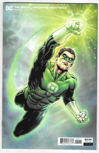 DC Comics GREEN LANTERN SEASON TWO #2 first printing cover B