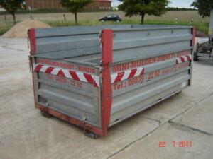 Maytec-Abrollcontainer-gebraucht