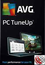 AVG PC TuneUp ® 2017 digital download + product key 3pcs/laptop for 3year!