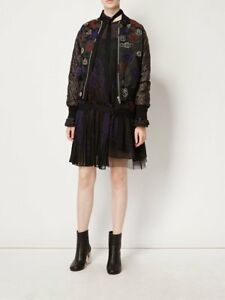 2 8 Uk Patch Bomber Embroidered Jacket Sacai 0PCvwaqx