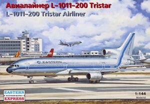 Eastern Express 1/144 Lockheed L-1011-200 TriStar Eastern Air Lines Model Kit