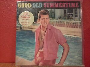 Good-Old-Summertime-Fabian-CHL-5012-vinyl-LP-record