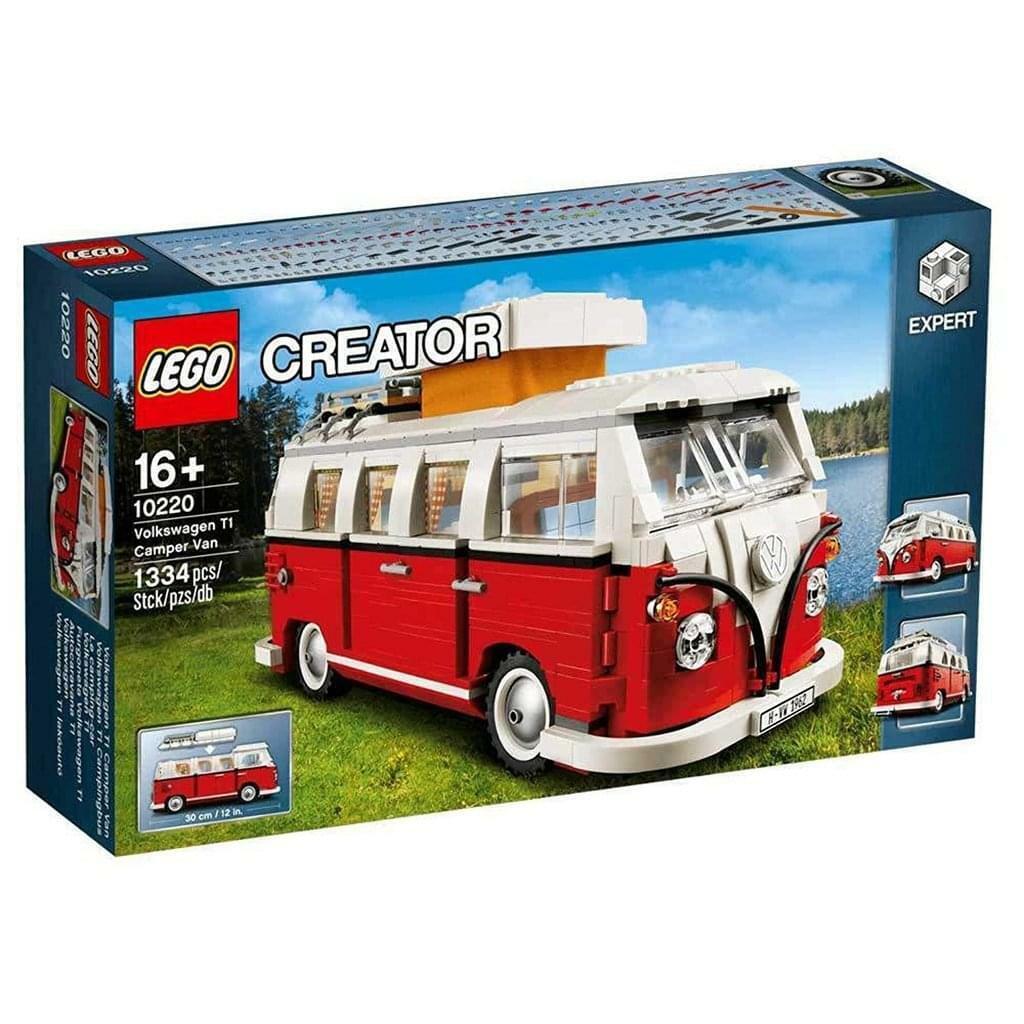 LEGO® Creator Expert 10220 Volkswagen T1 Campingbus, Neu,  OVP  les magasins de détail