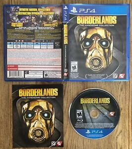 Borderlands-The-Handsome-Collection-Ps4-Sony-PlayStation-4-Complete