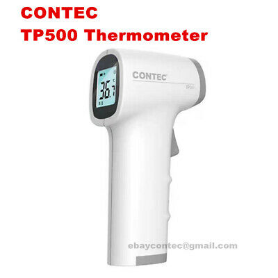 LCD Screen Infrared Digital Forehead Thermometer Baby Adult Body Temperature Gun