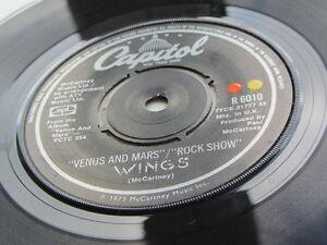 Paul-McCartney-Wings-UK-45-Venus-und-Mars-Rock-Sendung-Capitol-Buegelbrett