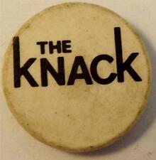 """THE KNACK Vtg 70`s/80`s Button Badge Pin(25mm-1"""") New wave #TK102"""