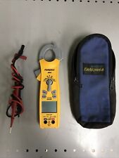 Fieldpiece Sc440 True Rms Clamp Meter With Leads