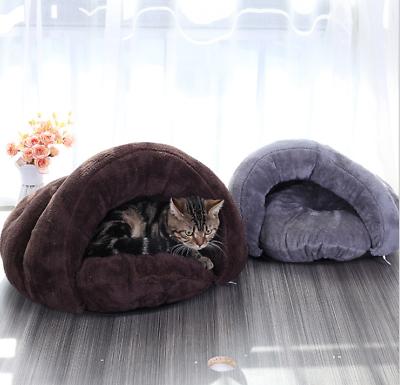 Temperamentvoll Hunde Kuschelhöhle Kuschelsack Hundebett Katzenhöhle Warm Bleiben Nest Haustier SchöN Und Charmant
