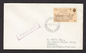 Pitcairn-Islands-1972-Paquebot-Cover-to-England