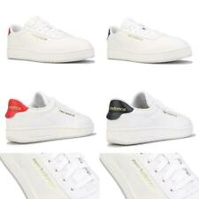 Mens New Balance CT Alley Casual Trainers in White Black and White Red