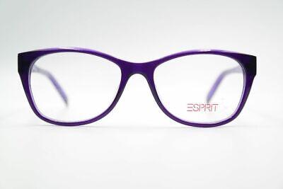 Abile Vintage Esprit Et17341 52 [] 16 135 Lilla Ovale Occhiali Eyeglasses Nos-mostra Il Titolo Originale Corrispondenza A Colori