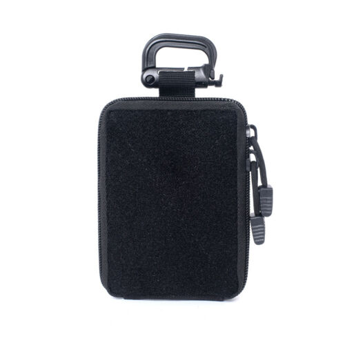 Tactical Molle EDC Pouch Bag Medical Organizer Mobile Phone Pouch Small Wallet