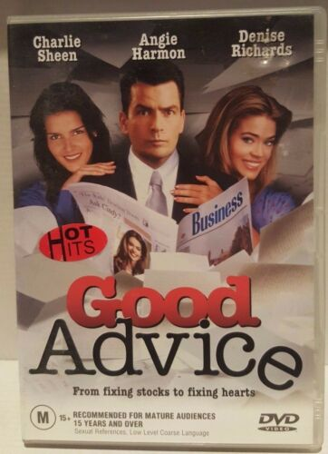 1 of 1 - Good Advice (DVD, 2003)