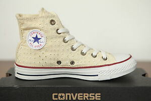 39 Hi All Gr Scarpe Sneakers 542538c 6 Nuovo Chucks Eyelet Star Uk Converse I64wzzq