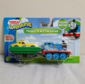 Thomas And Friends Thomas And Ace Racer Magnetic Connect Trains