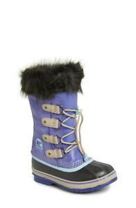 SOREL Youth Joan of Arctic Waterproof Winter Boot for Kids