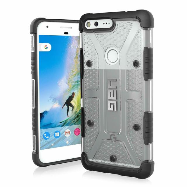 new style ed6ba f4604 Urban Armor Gear Plasma Case for Google Pixel XL - Ice / Black