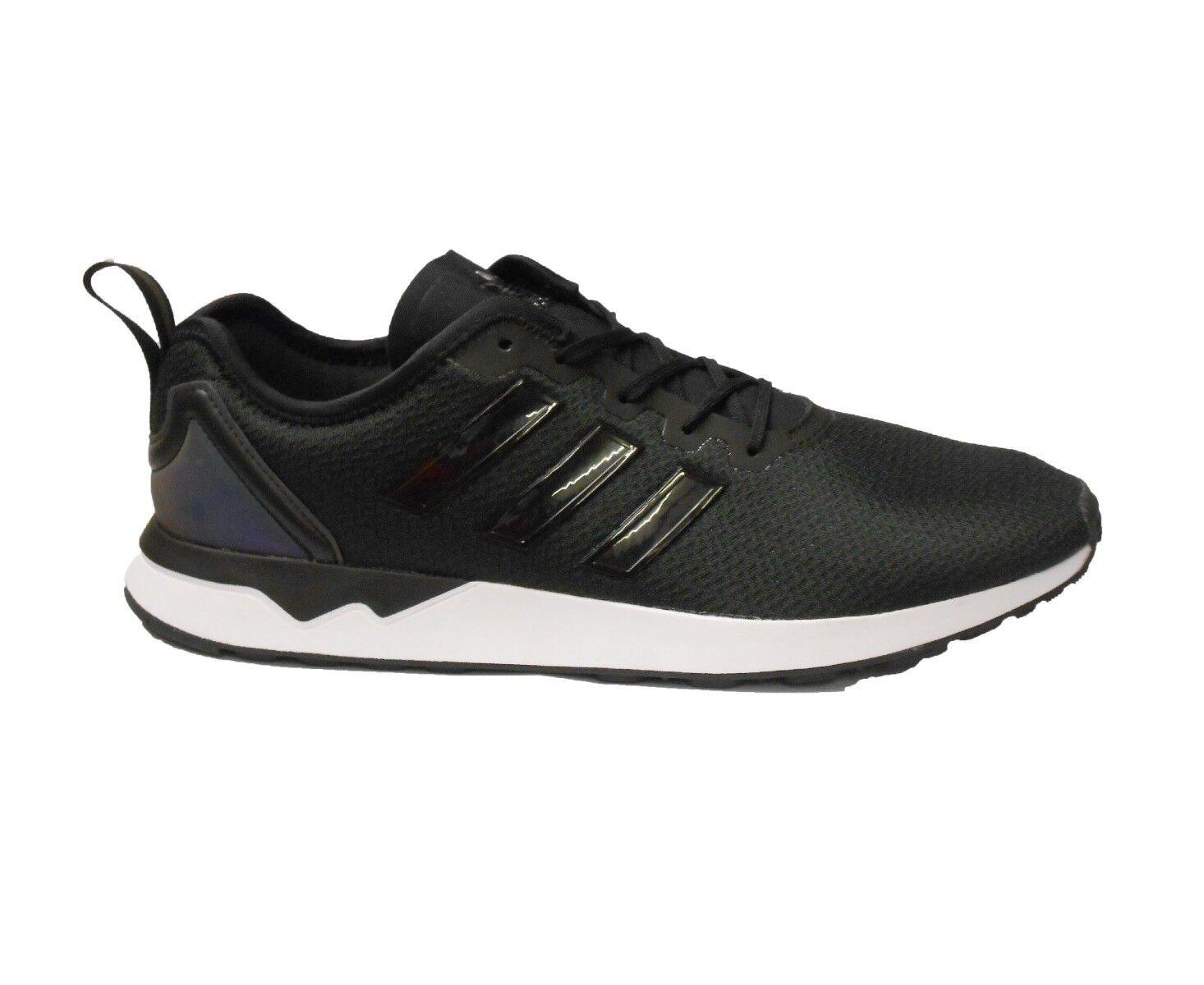 Adidas ZX Schuhe Flux ADV Herren Turnschuh Schuhe ZX schwarz UK Größe 11.5 Laufschuhe NEU c34049