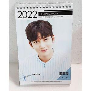 Ji Chang Wook [ Photo Desk Calendar 2022] Netflix Annarasumanara Kpop Collection