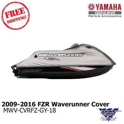 YAMAHA FX-HO WaveRunner 2009-2011 Black//Charcoal Cover MWV-CVRFX-00-19
